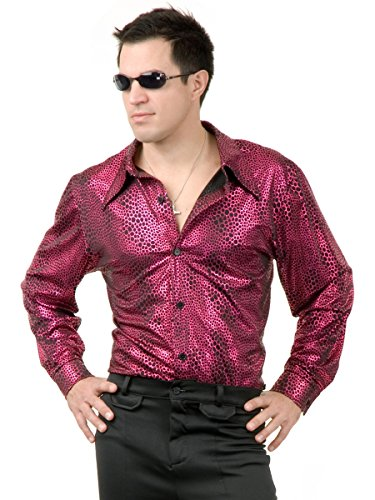Disco Shirt Cotume ()