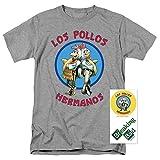 Breaking Bad Los Pollos T Shirt (Large)