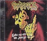 Esto No Es Un Juego: Graffiti X3
