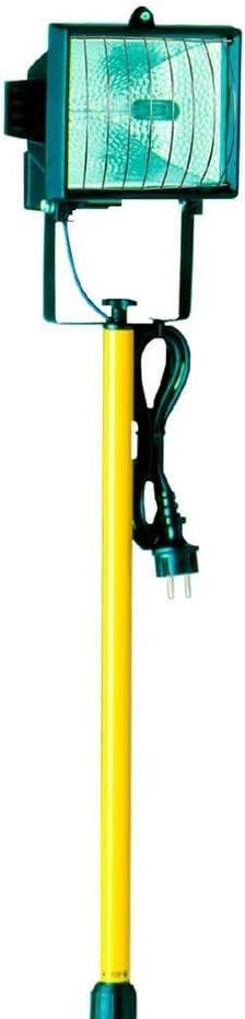 Smartwares TL400 Luz de trabajo Con tr/ípode Ajustable desde 1,05 hasta 1,92 metros 400/W