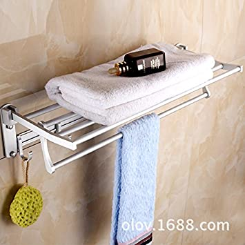 El moderno baño toallas,baño moderno toallero,accesorios de baño, actividad toallas, toallas, aluminio espacio baño, hardware y accesorios de hardware: ...