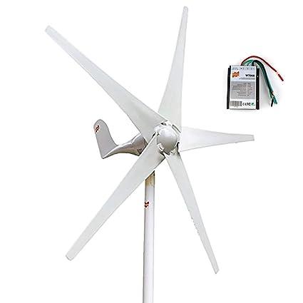 Amazon com : MarsRock Wind Turbine Generator 400W Economy
