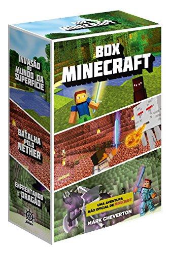 Minecraft. Uma Aventura não Oficial de Minecraft - Caixa