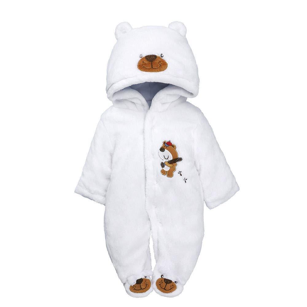 6fafb86eb Amazon.com   Winter Outfits Newborn Infant Baby Boys Girls ...