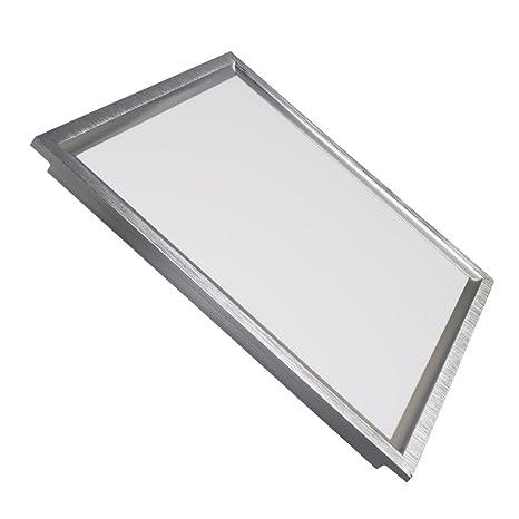 THG 30x30cm techo LED de panel plano Teja Panel de Downlight 12W 840lm blanco d¨ªa