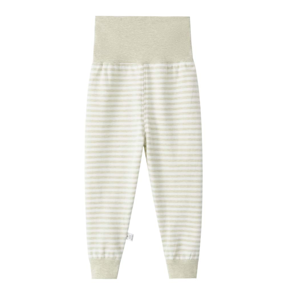543d0681411f41 Amazon.com: benetia 100% Organic Cotton Girls' Pajamas Pants Boys Sleepwear  High Waist: Clothing