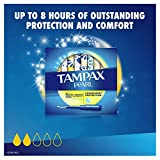 Tampax Pearl Tampons Regular Absorbency with