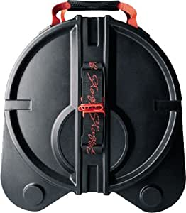 stagg stc 20b 20 inch bass drum case with wheels musical instruments. Black Bedroom Furniture Sets. Home Design Ideas