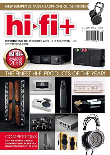 Magazines : Hi-Fi Plus