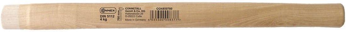 Beige Connex COX850700 Manche de masse en fr/êne