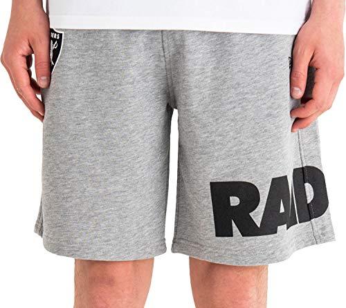 Nfl Pantaloncino Grigio Wrap Around Raiders Oakland New Era Px5qCwYa