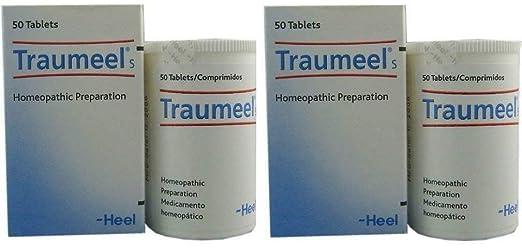 Amazon.com: 2 Bottles Traumeel S Homeopathic Anti ...