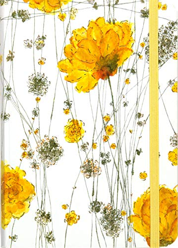 (Yellow Flowers Journal (Notebook, Diary) (Small Format Journals))
