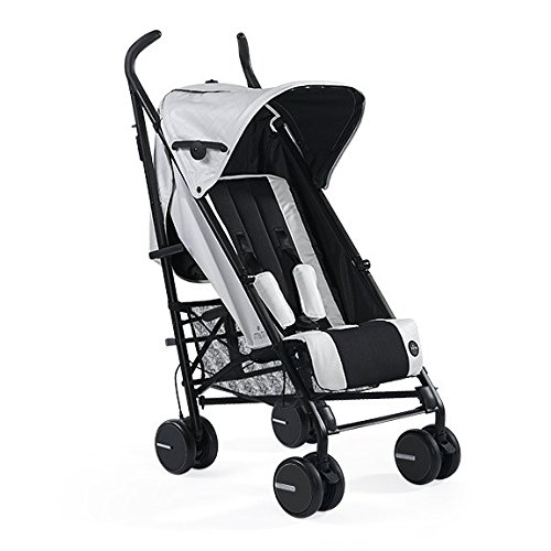 Mima Bo Baby Buggy Stroller Only Authorized Seller (Snow White)