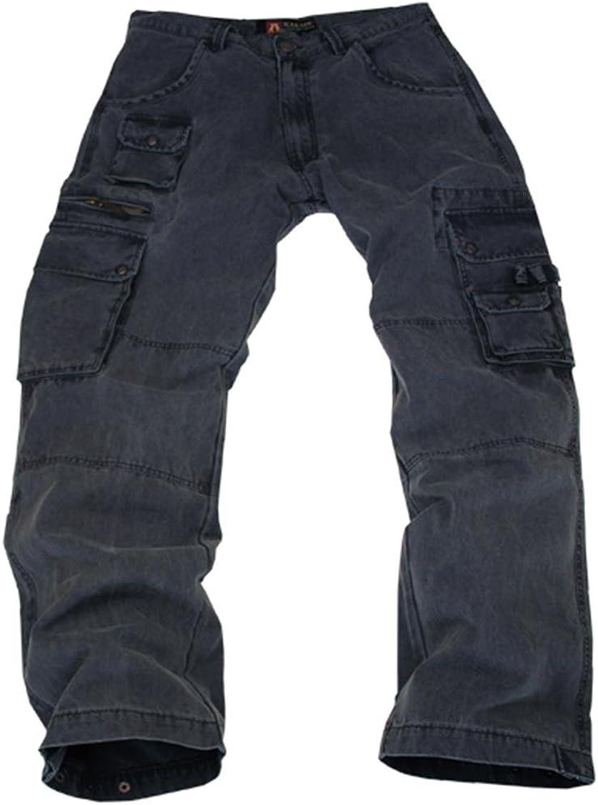 BLack Mens Kakadu Work Horse Pants oilskin over pant