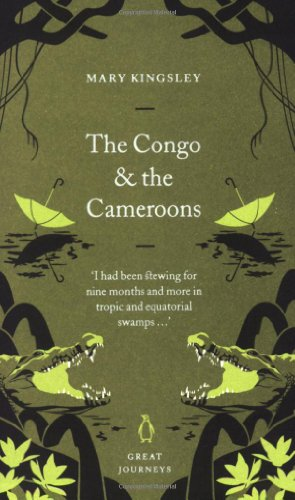Book cover for Congo and the Cameroons