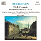 Beethoven: Triple Concerto; Piano Concerto in D Major, Op. 61a