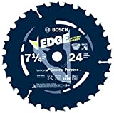 Bosch DCB724B25 7-1/4 In. 24 Tooth Daredevil Portable Saw Blade Framing