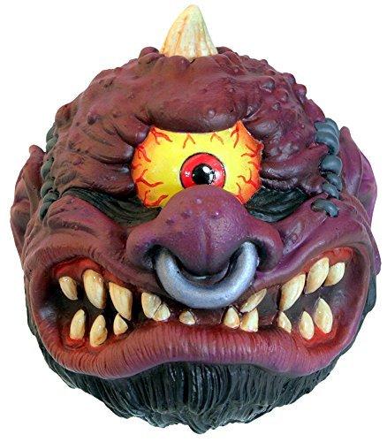 Head Mondo (Mondo ball Madball horn head height of about 10 cm plastic Painted figure)