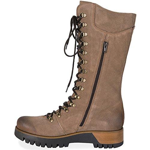 Celtic & Co, Biker Boots Damen Taupe