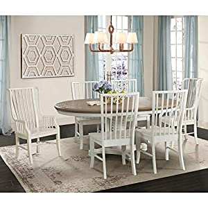 517CvwDcQDL._SS300_ Coastal Dining Room Furniture & Beach Dining Furniture