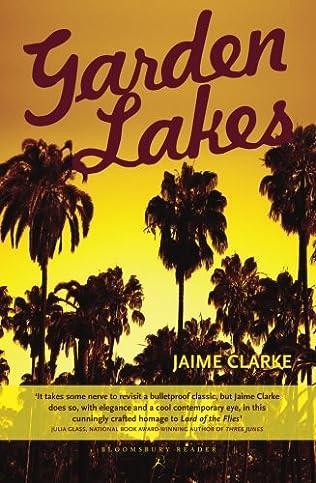 book cover of Garden Lakes