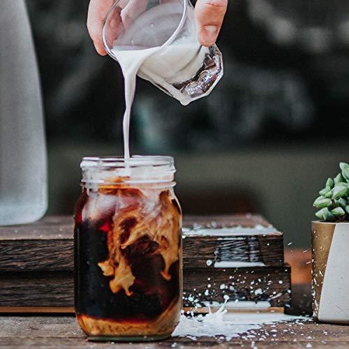KAMOTA Mason Jars 12OZ With Regular Lids and Bands, Ideal for Jam, Honey, Wedding Favors, Shower Favors, Baby Foods, DIY Magnetic Spice Jars, 20 PACK, 30 Whiteboard Labels Included by KAMOTA (Image #3)