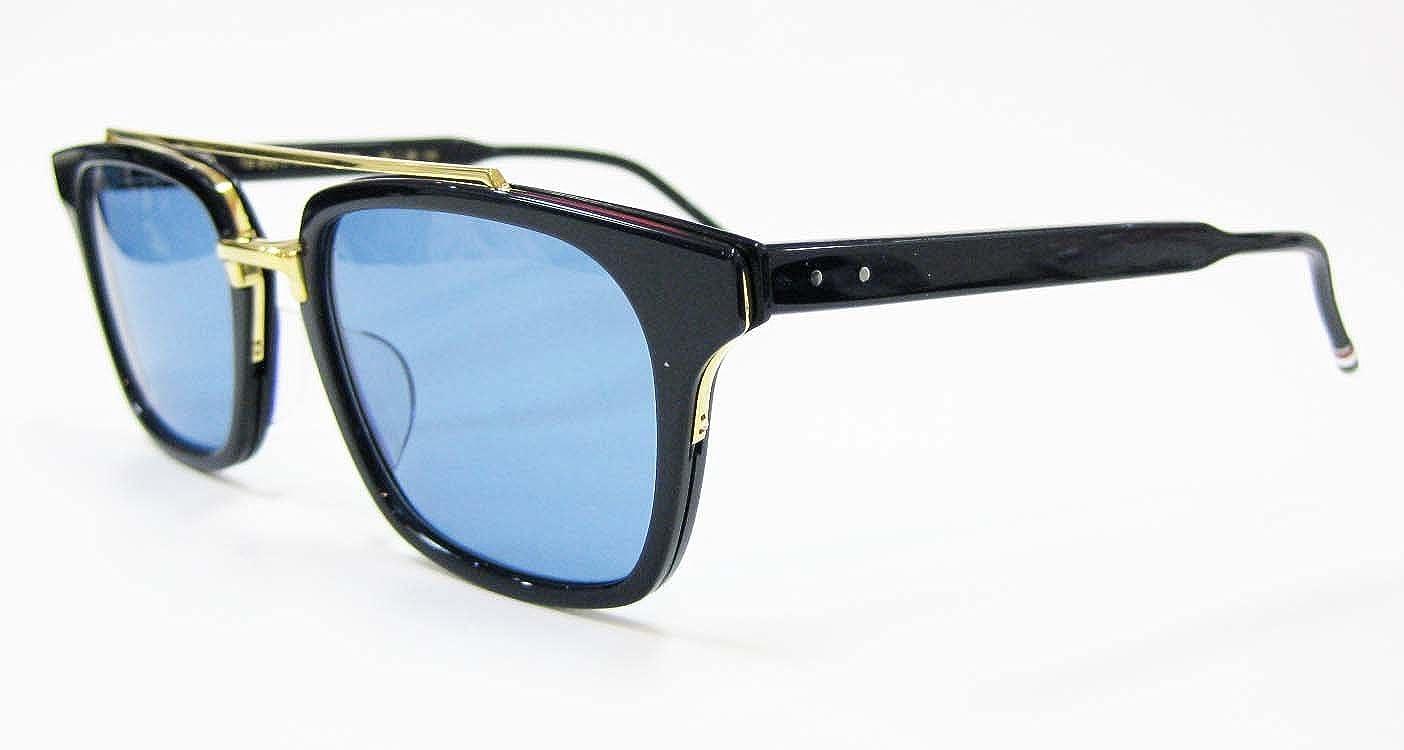 83fd8b5cf73 Thom Browne Sunglasses TB-803 TB-803-A-BLK-BLK  Amazon.co.uk  Clothing