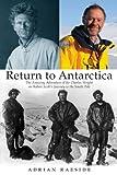 Return to Antarctica, Adrian Raeside, 0470153806