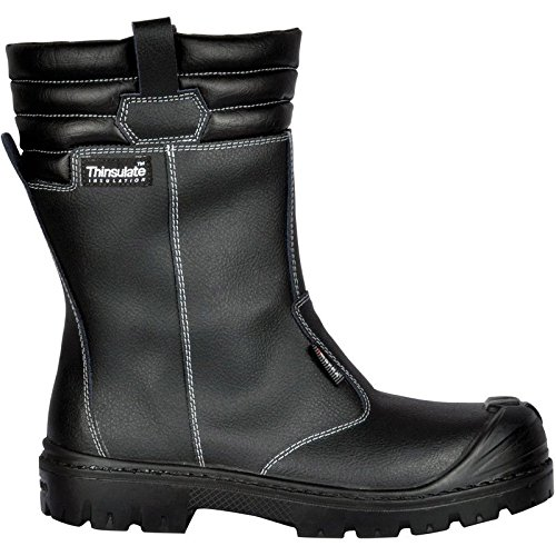 "Cofra 26530–000.w45–Zapatos de seguridad 'Savai UK S3CI SRC ""talla 45NEGRO 1negro"