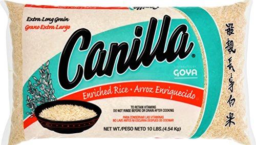 Goya Canilla Grain Rice, Long, 10 Pound ()