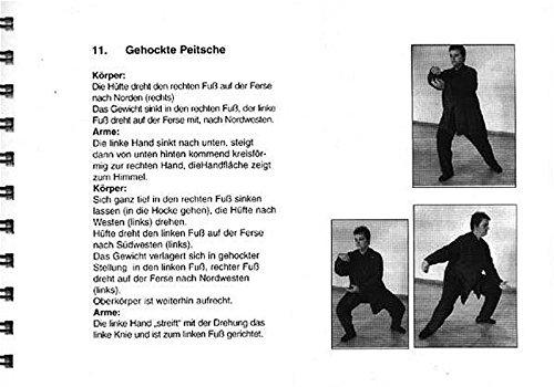 Tai Chi Chuan - Yang Stil: 37er Form Menschkreis