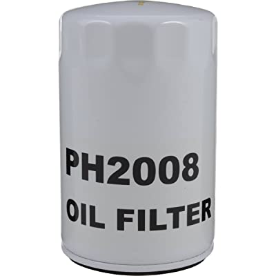 Luber-finer PH2008 Oil Filter: Automotive