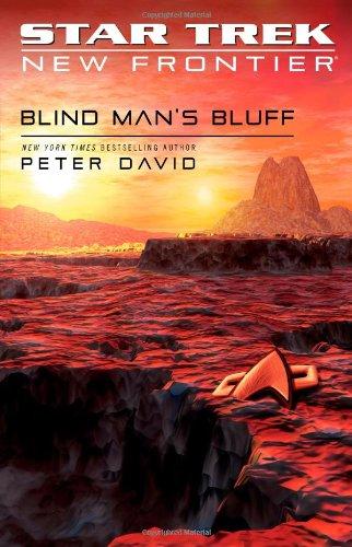 Read Online Blind Man's Bluff (Star Trek: New Frontier, No. 18) (No. 17) pdf