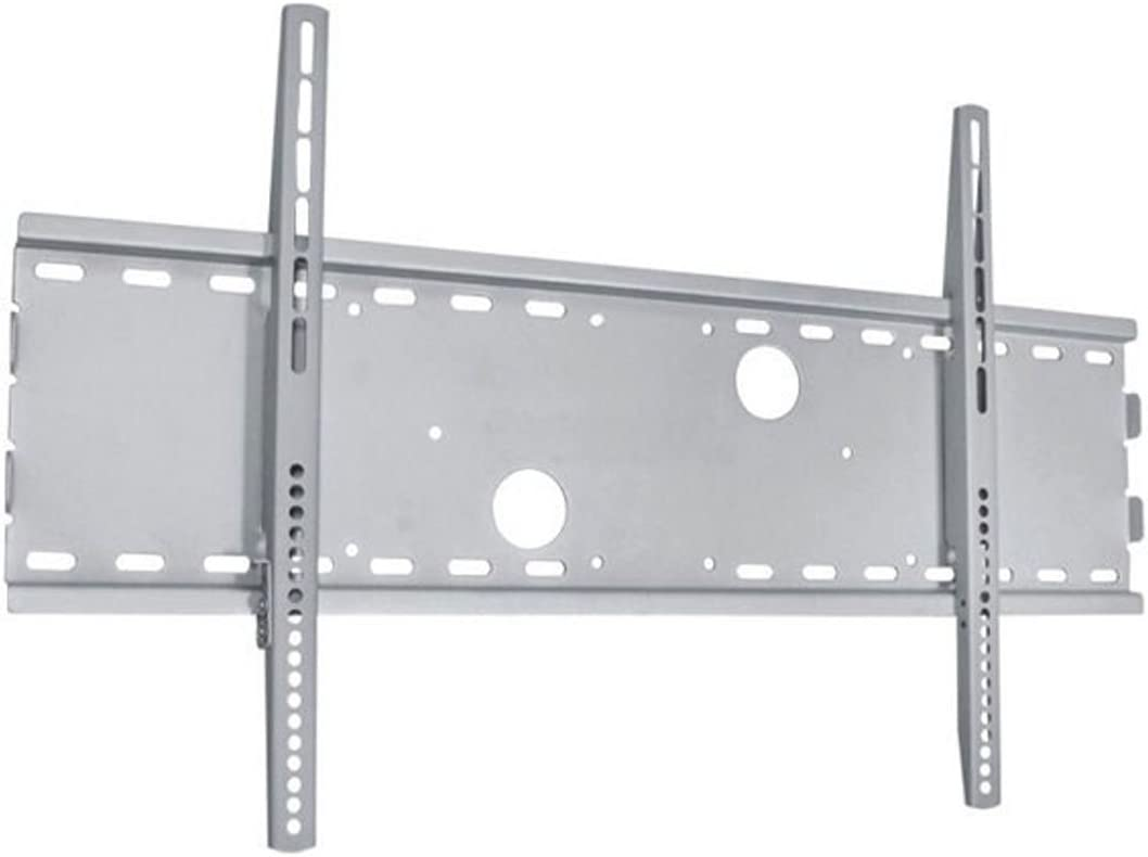 Monoprice Titan Series Fixed TV Wall Mount Bracket – for TVs 37in to 70in Max Weight 165 lbs VESA Patterns Up to 750×450 Works with Concrete Brick UL Certified