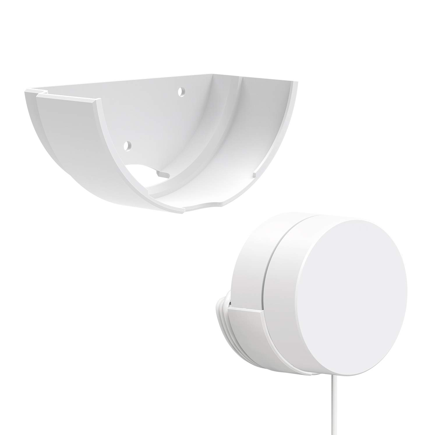 OFFICIAL LykusSource Google WiFi Wall Mount Bracket with Cord Organizer 1-Pack