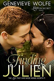 Finding Julien (Love In Secret Book 1) by [Wolfe, Genevieve]