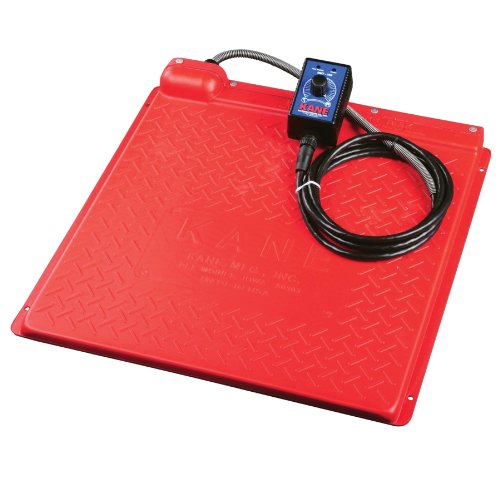 Kane Heat Mat with Integrated Thermostat for Pet, Dog, Pu...