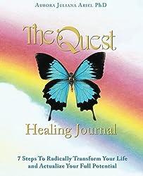 TheQuest Healing Journal (Volume 1) by Aurora Juliana Ariel PhD (2012-09-21)