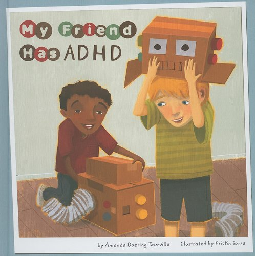 My Friend Has ADHD (Friends with Disabilities) ebook