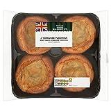 Morrisons Market Yorkshire Puddings, 168 g
