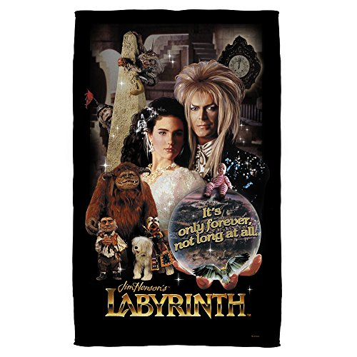 Labyrinth 1986 Family Fantasy Adventure Movie Only Forever B
