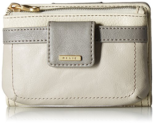 Relic Kenna Multifunction Wallet, Grey/Multi