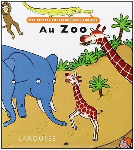 En ligne Au zoo pdf