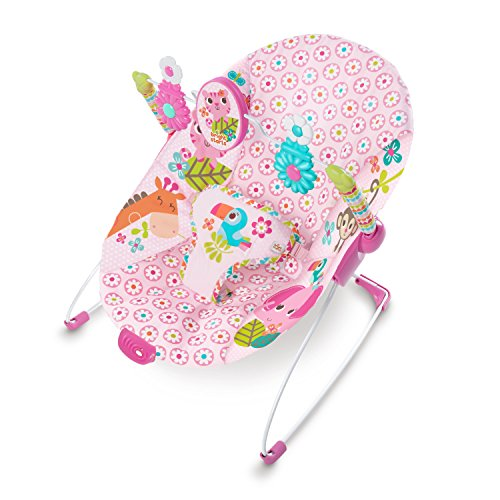 Bright Starts Jungle Blooms Bouncer from Bright Starts