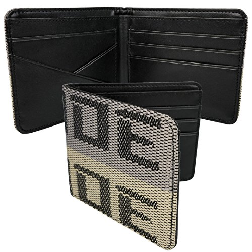 JDM Bride Racing wallet with bride fabric leather Light Brown