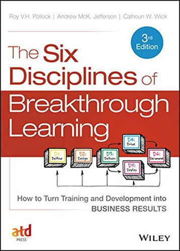 The Six Disciplines of Breakthrough Learning: How to Turn Training and Development into Business Results (Best Way To Cut Concrete)