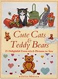 Cute Cats and Teddy Bears, Debbie Minton, 1855854929