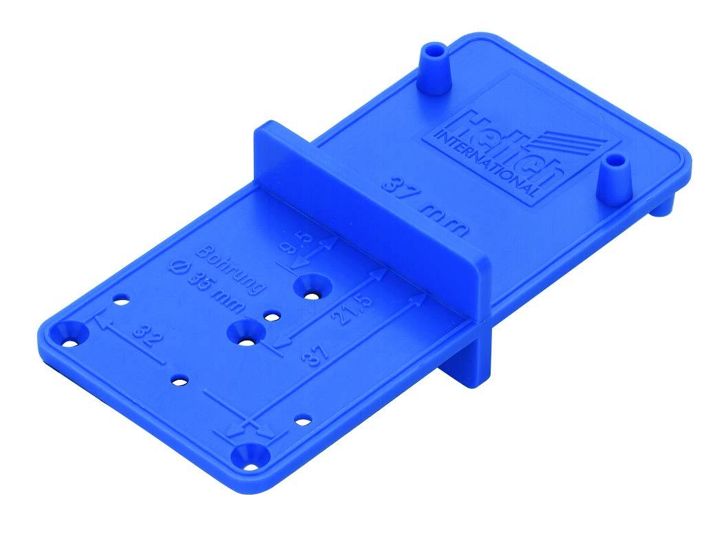 Hettich 9220193/Mult iBlue ank/örn Plantilla Azul