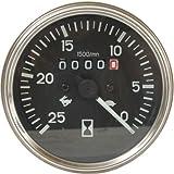 DB Electrical SSW0019 Tach Tachometer for Massey Ferguson Farm Tractor 240, 253, 260,261,270,282,283, 283 U.K